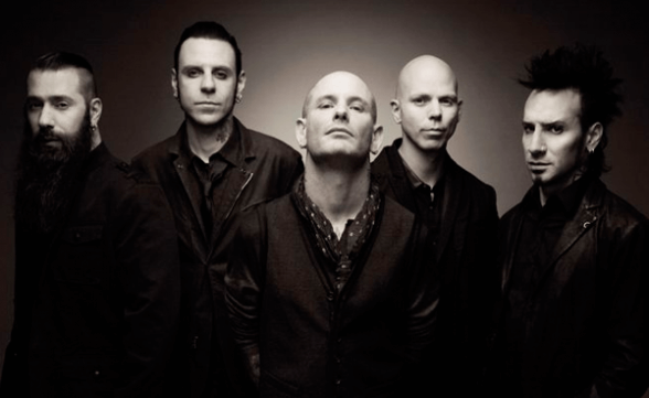 "Streaming de ""Meanwhile In Burbank"", nuevo EP de covers de Stone Sour"