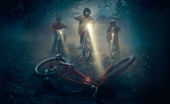 "Streaming gratuito de la banda sonora original de ""Stranger Things"""