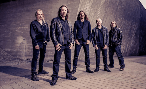 "Nueva canción de Stratovarius: ""Shine In The Dark"""