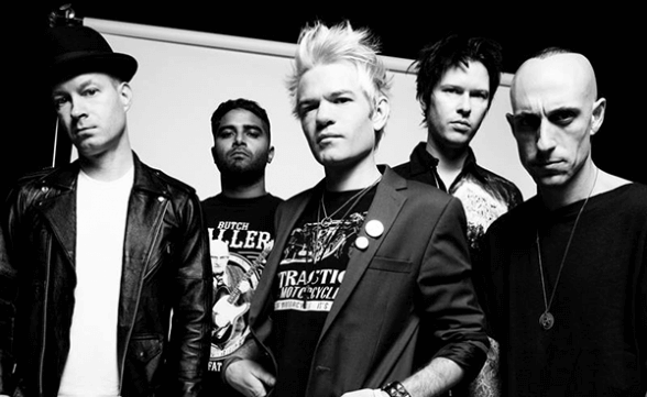 "Nuevo video de Sum 41: ""War"""