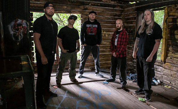 Sworn Enemy llega a Chile por primera vez