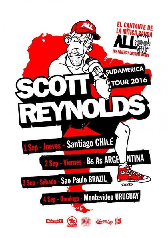 Scott Reynolds Chile