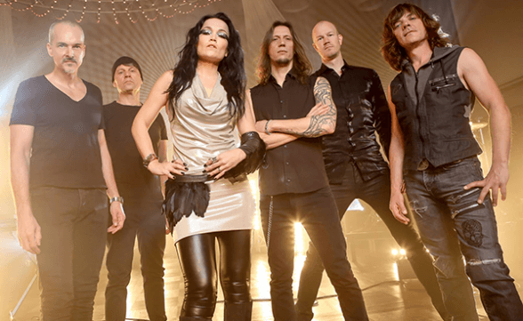 "Streaming del nuevo disco de Tarja: ""The Shadow Self"""