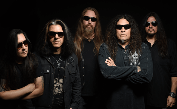 "Streaming del nuevo disco de Testament: ""Brotherhood Of The Snake"""
