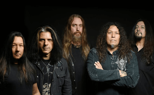 "Nueva canción de Testament: ""Brotherhood Of The Snake"""