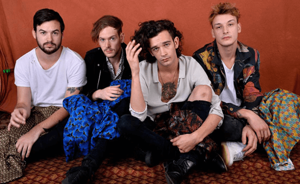 Concierto de The 1975 en Chile se reagenda