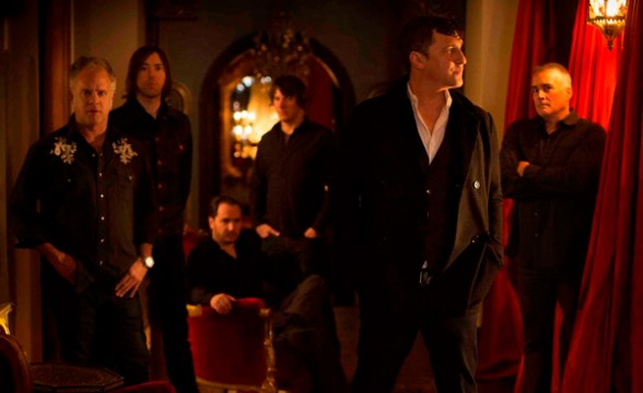Streaming de The Afghan Whigs en la radio KEXP