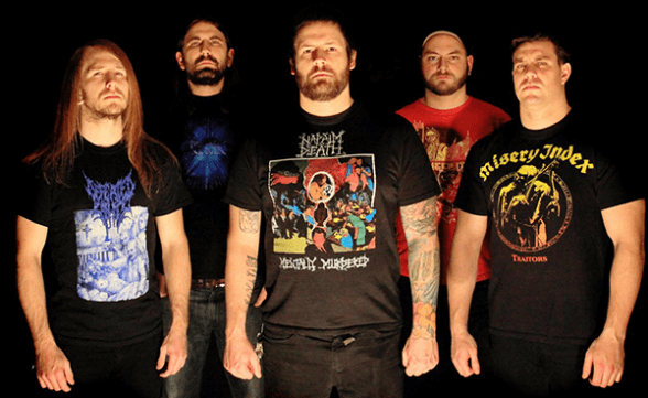"Nueva canción de The Black Dahlia Murder: ""Threat Level Number Three"""