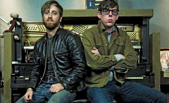 "Registro de tres canciones de The Black Keys en ""Austin City Limits"""