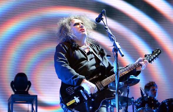 THE CURE CHILE 2013 09