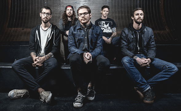 "Nuevo video de The Devil Wears Prada: ""War"""