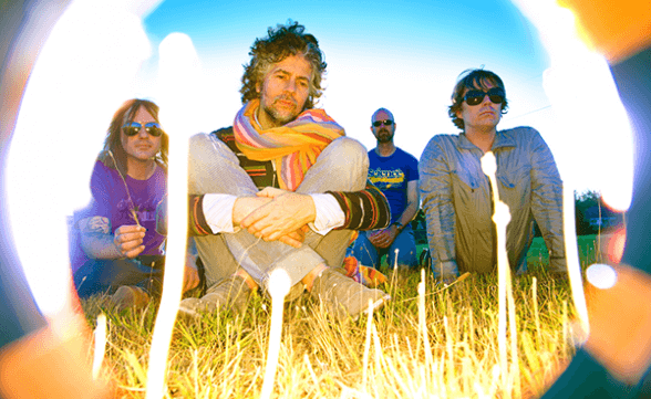 "Nueva canción de The Flaming Lips: ""The Castle"""