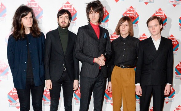 "Nueva canción de The Horrors: ""So Now You Know"""