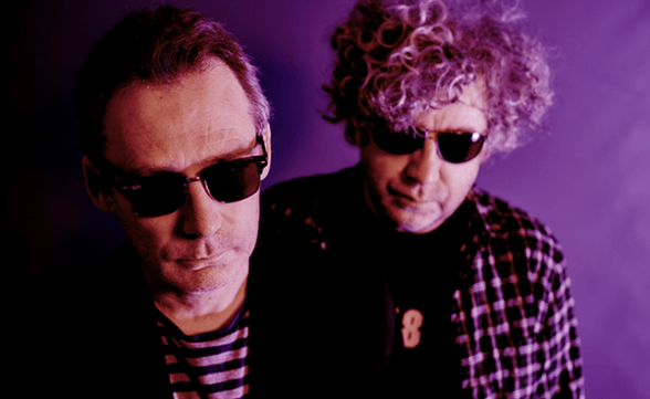 "Streaming del nuevo disco de The Jesus And Mary Chain: ""Damage And Joy"""