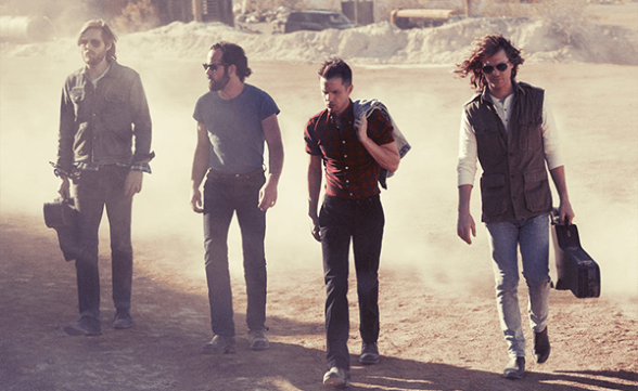 "Nuevo video de The Killers: ""Run For Cover"""