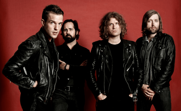 The Killers publica un adelanto de su nuevo disco