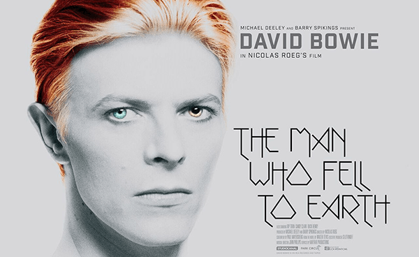 "Lanzarán soundtrack de película protagonizada por David Bowie: ""The Man Who Fell To Earth"""