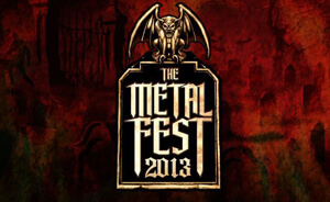 Ganadores poleras The Metal Fest 2013