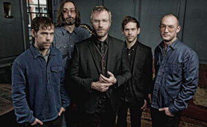 "The National tocó ""Don't Swallow The Cap"" en show de Letterman"
