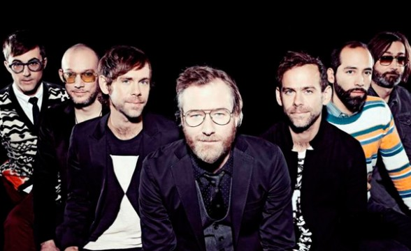 The National presentó dos canciones en SNL