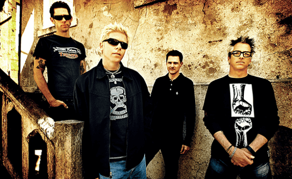Gana un Meet & Greet con The Offspring en RockOut Fest 2016