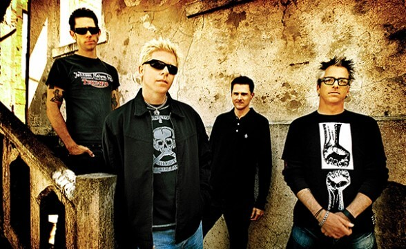 "Nueva canción de The Offspring: ""Coming For You"""