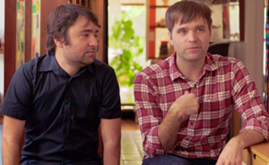 "Nuevo video de The Postal Service: ""A Tattered Line Of String"""