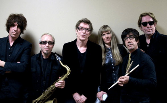 Anuncian debut de The Psychedelic Furs en Chile