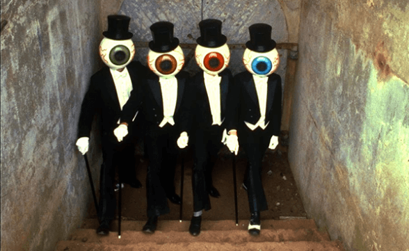 "The Residents anuncia nuevo disco: ""Ghost Of Hope"""