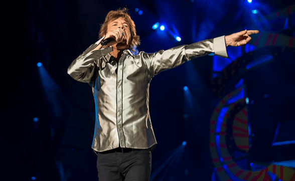 THE ROLLING STONES CHILE 2016 REVIEW