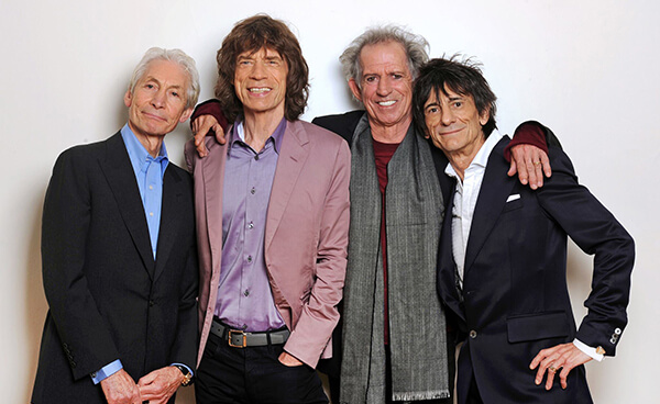 The Rolling Stones regresa a Chile