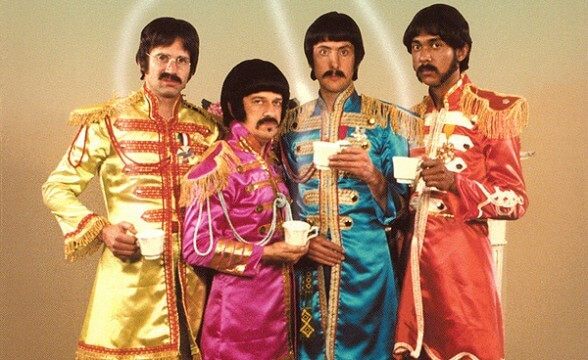 """In-Edit Nescafé: """"The Rutles: All You Need Is Cash"""""""
