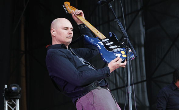 Concierto completo de The Smashing Pumpkins en Lollapalooza Chile 2015