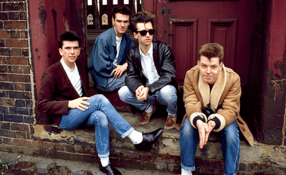 "Publican registro inédito de ""The Queen Is Dead"" de The Smiths"