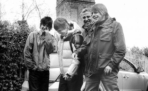 "Primera canción de The Stone Roses en 22 años: ""All For One"""