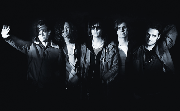 "The Strokes tocó ""Threat Of Joy"" en Jimmy Kimmel Live!"