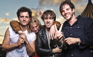 THE VACCINES FRONTAL