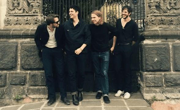 "Nuevo sencillo de The Vaccines: ""Dream Lover"""