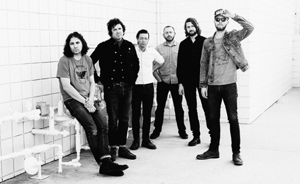 "Nueva canción de The War On Drugs: ""Up All Night"""