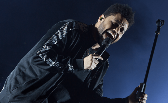 Lollapalooza Chile 2017: The Weeknd