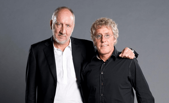 "The Who tocó ""I Can See For Miles"" y ""You Better You Bet"" en Fallon"
