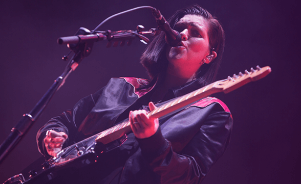 Lollapalooza Chile 2017: The xx