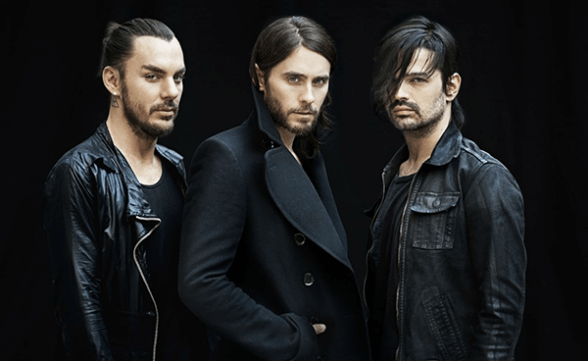 Thirty Seconds To Mars comparte adelanto de su nuevo disco