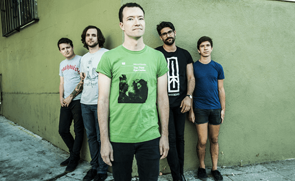 "Nuevo video de Touché Amoré: ""Skyscraper"""