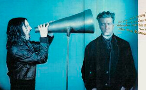 David Lynch va a dirigir el nuevo video de Nine Inch Nails