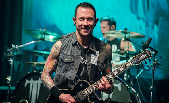 "Nueva canción y video de Trivium: ""Silence In The Snow"""