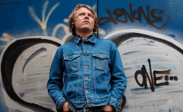 "Nuevo video de Ty Segall: ""Break A Guitar"""