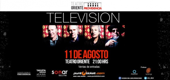 Television Chile 2016