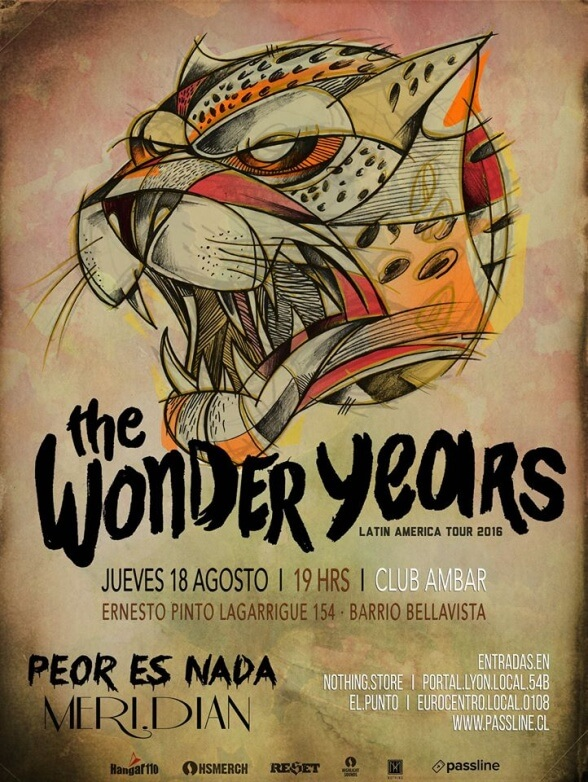 The Wonder Years Chile