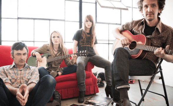 "Streaming de ""Ghost Notes"", el nuevo disco de Veruca Salt"